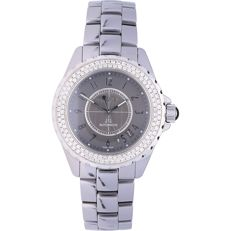 Chanel J12 Diamonds – Women's wristwatch – 2012