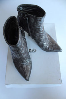 Dolce & Gabbana - Original ankle boots