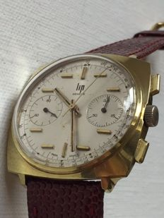 Lip-Geneve-Chronograph-Cal. Val.7730- Ultra Rear