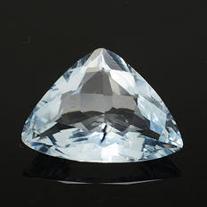Aquamarine - 2.01 ct  - No Reserve Price
