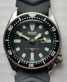 Seiko Vintage Submariner 4205-153 - 1980–1999
