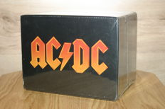 AC/DC 17 CD Albums  Deluxe Box Set