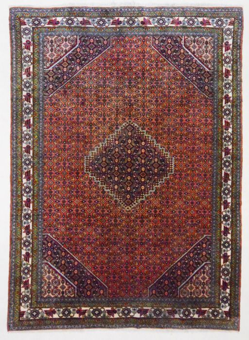 Persian carpet, Ardabil, 292 x 213 cm