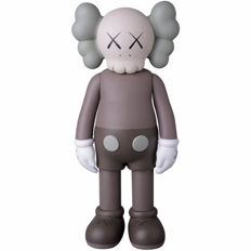 Kaws - Companion Full Body Brown