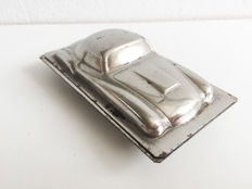 A Mercedes 190 SL - metal mould for chocolate