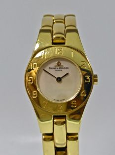 Baume & Mercier – Gold 18kt – Ladies' Watch – Year: 1990-1999