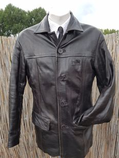 Nickelson - Leather coat