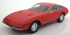 GT-Spirit - Scale 1/12 - Ferrari 365GTB/4 Daytona 1972 - Limited 1500 pieces - Colour: Red