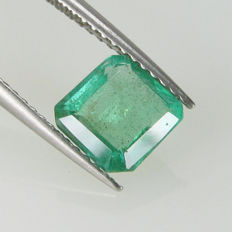 1.52 Ct - Emerald - No reserve