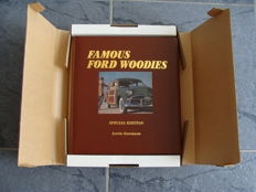 Book : Famous Ford Woodies - Special Edition