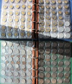 Italy, Republic and Kingdom - Lot of 582 coins