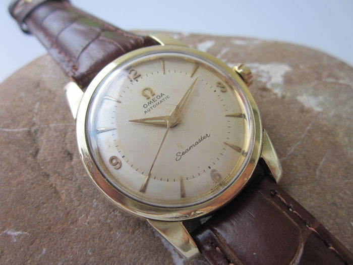 Omega - Vintage - Automatisch Seamaster - Omega Box - 15343365 - Masculin - 1950-1959