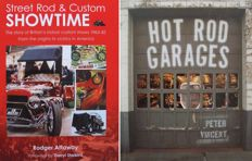 2 Books on Hot Rod & Custom Cars - 1 Book is a Numbered Limited Edition