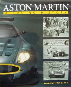 Book : Aston Martin - A Racing History