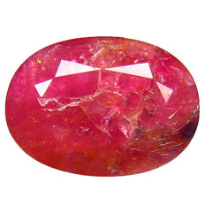 Ruby 5.56 Carat - No reserve price