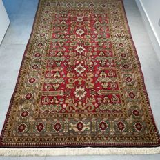 Marvellous Kazakh carpet with special design - 214 x 123 - Special appearance
