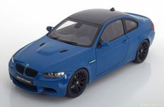 Kyosho - Scale 1/18 - BMW M3 E92 Coupe - Colour: Laguna Seca Blue