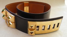 HERMES belt, Médor model, size 70 cm