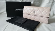 Chanel Timeless wallet