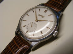 Classic, vintage Eberhard men's watch, 1950s, large size, 37 mm