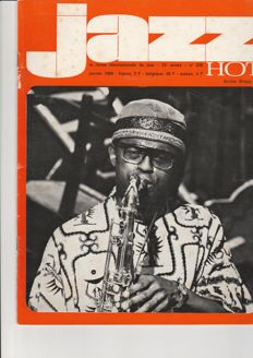 "Jazz Hot :  46 numbers of the ""Jazz Hot"" Magazine"