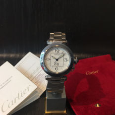 Cartier Pasha Automatic with Date Ref. 2475, 2000-2010
