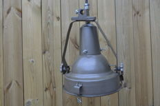 Unkown designer - vintage industrial lamp (lot 1)