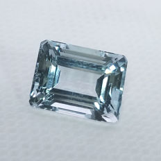 Aquamarine - 2.64 ct
