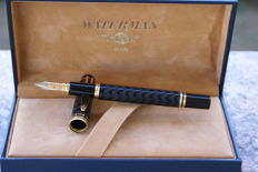 Very Rare Large 18K Waterman MAN 100 Opera Fountain Pen