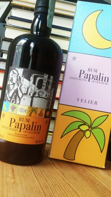 Papalin Blended Rum - Velier - 42%