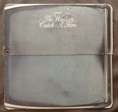 """BOB MARLEY & THE WAILERS unique """"Catch a Fire"""""""