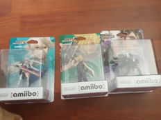 Amiibo set cloud Corrin Corrin