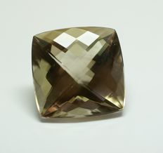 Smoky Quartz  - 41.09 ct - No Reserve Price