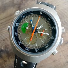Omega Flighmaster 145.013 Manual Chronograph 1971