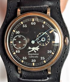 Pobeda (Victory) - ZIM- Luftwaffe -  mariage watch - regulator –Men