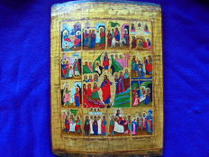 The Great Feasts of the orthodox church