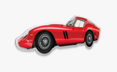 Halmo Collection - Ferrari 250 GTO plexiglass model