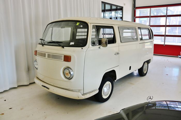 volkswagen t2 toit ouvrant camping car 1970 catawiki. Black Bedroom Furniture Sets. Home Design Ideas