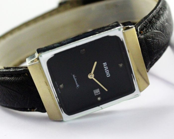 Rado Automatic Unisex (Boy Size) Wrist Watch - circa 1980