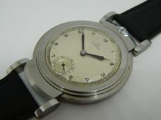 Omega men's marriage wristwatch~ circa 1937