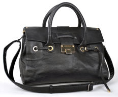 Jimmy Choo - Large Rosalie leather bag