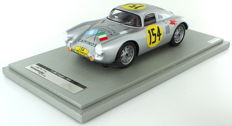 Techno Model - Scale 1/18 - Porsche 550 Coupe - Carrera Panamericana 1953 - Juhan / Hall - 100 pcs worldwide