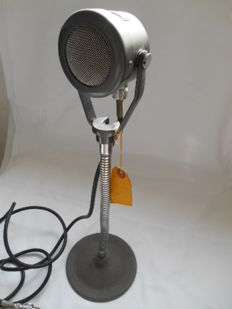 microphone Hi-impedance white