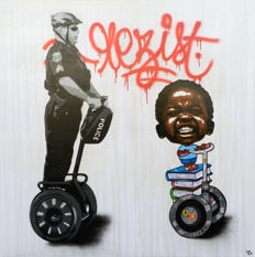 Benny The Kid - Segway Poursuit