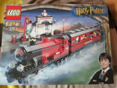 Harry Potter - 4708 - Hogwarts Express
