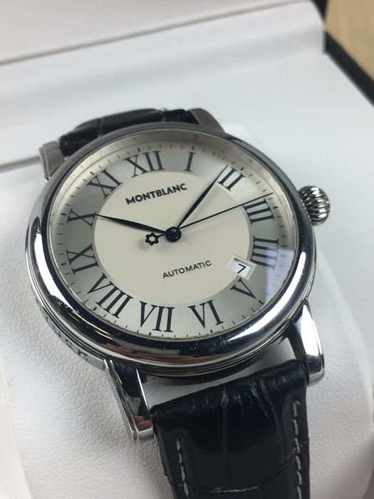 Montblanc Meisterstück Star Automatic XL ref: 7068 - men´s wristwatch