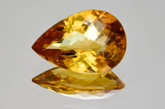 Citrine - Orangey - 45.12 ct total