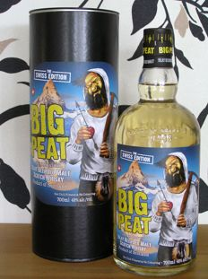 Big Peat The Swiss Edition 2017 - Limited Small Batch Release