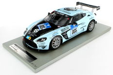 Techno Model - Scale 1/18 - Aston Martin V12 Zagato - Celebrity Team Nurburgring 24hr 2012 - Bez / Porritt / Meaden / Shuhbauer - Only 200pcs worldwide