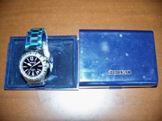 SEIKO KINETIC 5M42-0F19 Steel Men's Watch